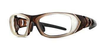 Picture of UVEX 5507 SAFETY FRAME BROWN