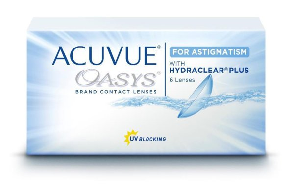 37346660e4d Acuvue Oasys for Astigmatism (Pack of 6 Lenses) - Torga Optical ...